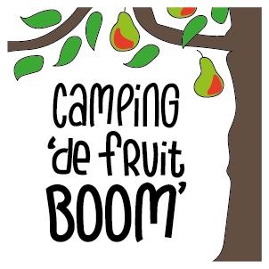 camping de fruitboom logo